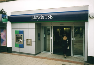 Lloyds TSB home insurance