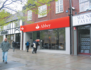 Abbey fixed rate mortgages