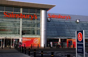 Sainsburys shares