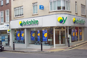 Yorkshire Building Society mortgages