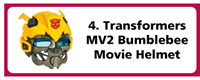 Transformers MV2 Bumblebee Movie Helmet