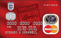 England Credit Card