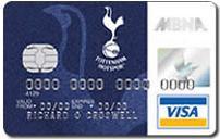 Tottenham Hotspur credit card
