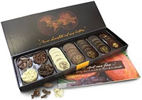 Chocolate Trading Co Cluizel Once upon a bean chocolates