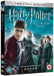 harry potter half-blood prince