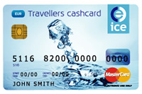 ICE travellers card