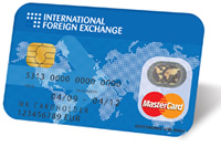 ifx currency card