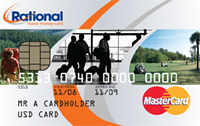 Rational FX currency card
