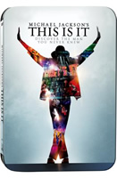 Michael Jackson This is It DVD