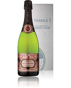 Pink champagne Oeil de Perdrix Rose Valentines Day