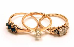 Valentines Day Jewellery Engagement Rings