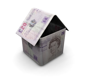property funding a pension