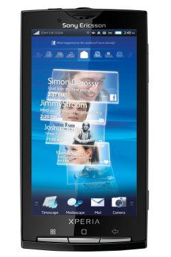 Sony Ericsson Xperia X10 Smart Phone