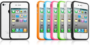 iPhone4 bumper case