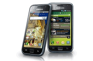 Samsung Galaxy S smart phone