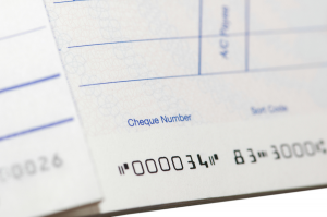 Cheque Guarantee Card system ends