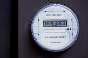 Saving energy with a smart meter