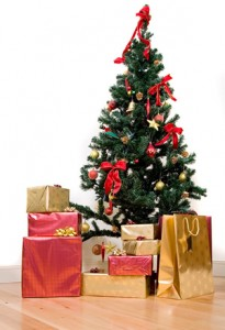 Christmas Presents Home Insurance