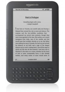 Buy a Kindle