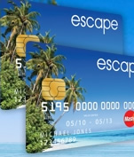 Escape Prepaid Card