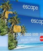 Escape Prepaid Card
