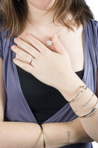 Women Wearing Nice Jewellery