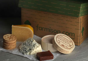 Buy Cheese Online from Farmison